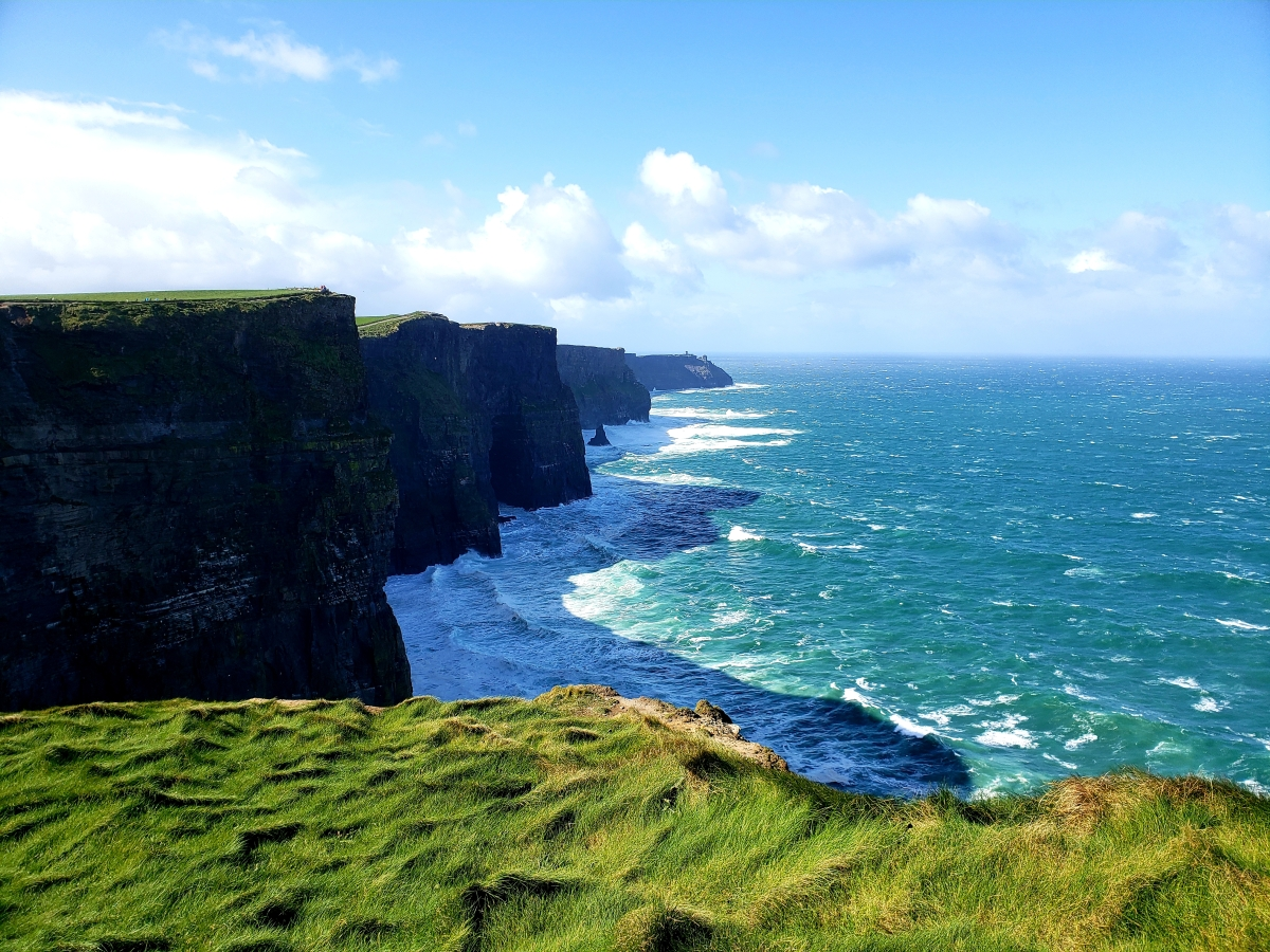 Adventures in Ireland – Galway and The Cliffs of Moher
